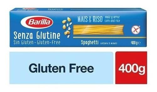 Imagen 1 de 2 de Spaghetti Barilla Sin Gluten