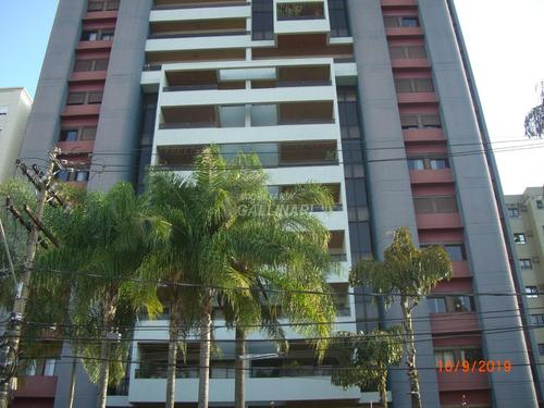 Apartamento Á Venda E Para Aluguel Em Vila Itapura - Ap001831