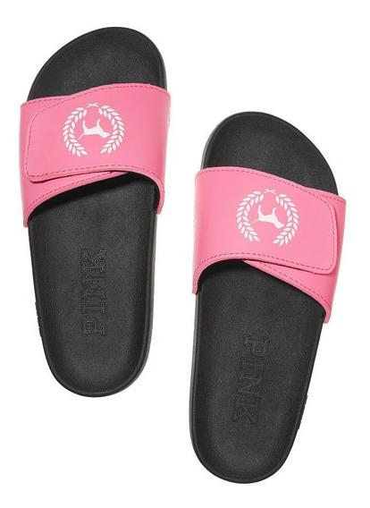 Ojotas Rosa Blanco Pink S 35/36 Victoria