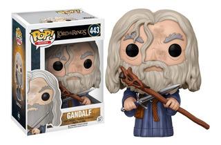 Funko Pop Gandalf #443 Señor De Los Anillos Jugueterialeon