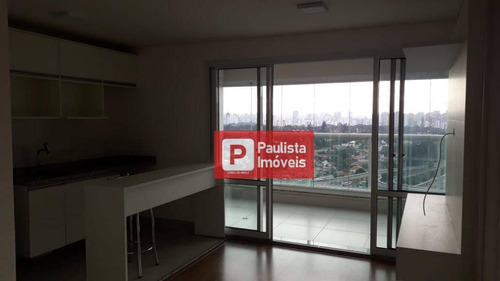 Apartamento Com 1 Dormitório À Venda, 43 M² Por R$ 480.000 - Jardim Aeroporto - São Paulo/sp - Ap28831
