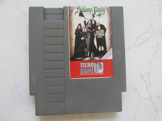 Addams Family Familia Adans Nes Em Português Tecno Game
