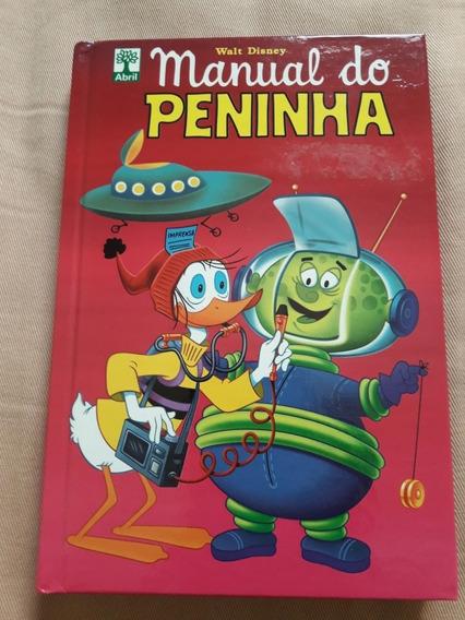 Livro Manual Do Peninha Walt Disney - Usado