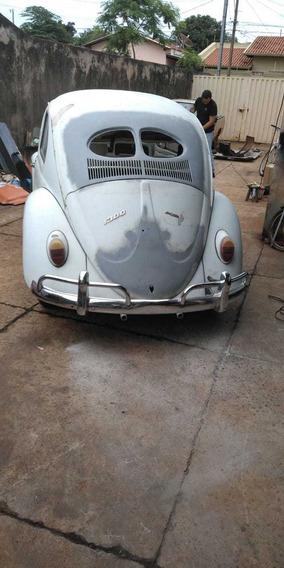 Volkswagen Fusca 67 Split