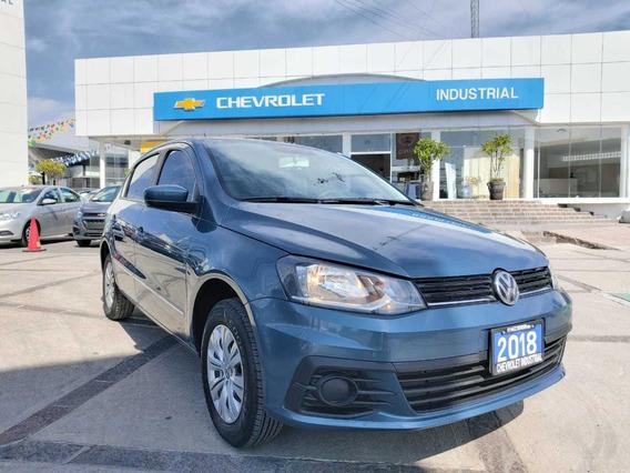 Volkswagen Gol 1.6 Trendline Mt 5 P 2018