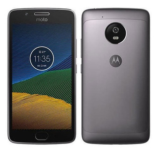 Smartphone Motorola Moto G5 Plus 32gb Lunar Gray