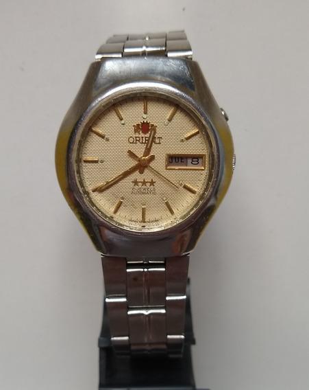 Relógio Masculino Orient 3 Estrelas Os 469a717