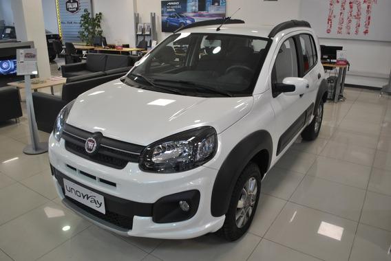 Fiat Uno Way 1.3 Blanco My 2019 Especial
