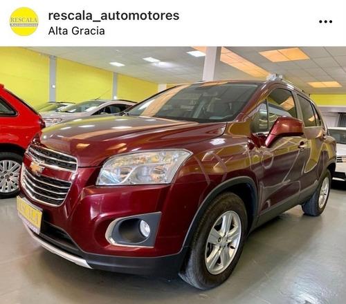 Chevrolet Tracker Fwd 1.8 Nafta Ltz 2017 Km 74.600