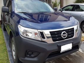 Nissan Np300 2019 Doble Cabina Se Solo 6500 Kms!