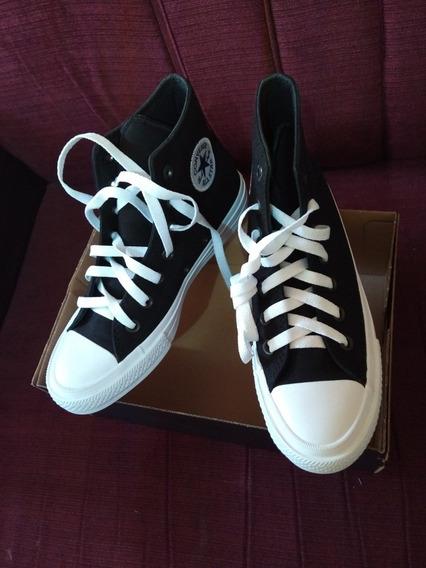 Converse Originales Nuevos 23 Mx Color Negro