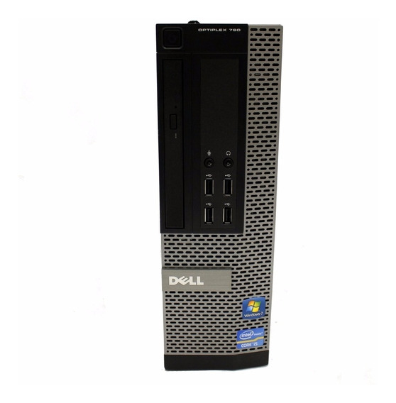Desktop Dell Optiplex 790 Intel Core I5 4 Gb, 320 Gb Hd Win7