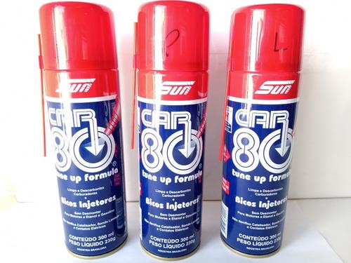 Imagem 1 de 2 de 3 Descarbonizantes  Spray Limpa Bico Carburadores Coletores