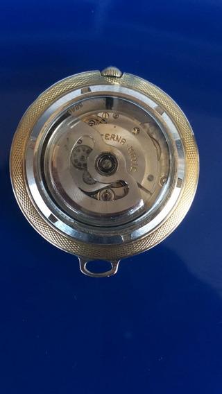 Relógio De Bolso,ouro, Automático,raríssimo Legend Vintage