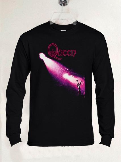 Polera Ml Queen Álbum Rock Clásico Progresivo Abominatron