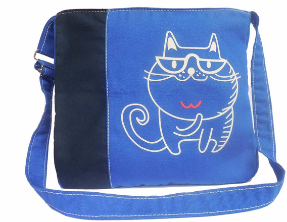 Bag Funny Cat One