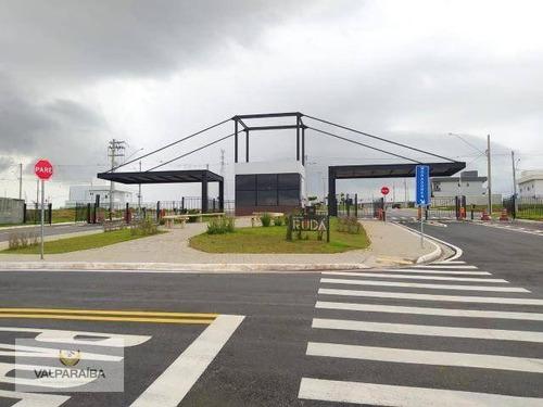 Imagem 1 de 12 de Terreno À Venda, 266 M² Por R$ 235.000,00 - Recanto Dos Eucaliptos - São José Dos Campos/sp - Te0054