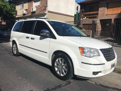 Chrysler Town & Country 2011 3.8 Limited Atx