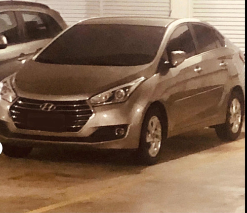 Imagem 1 de 8 de Hyundai Hb20s 2016 1.6 Premium Flex Aut. 4p