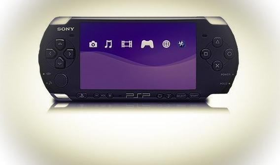 Psp Sony Playstation Video Game Original 70 Jogos