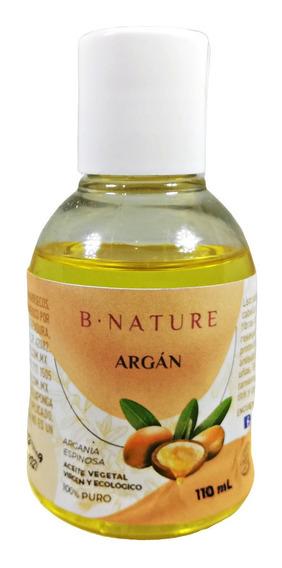 Aceite De Argan Certificado Orgánico 100% Puro 110 Ml