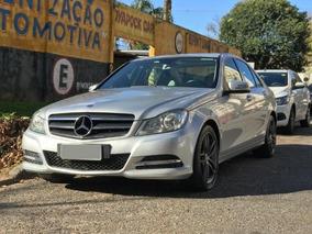 Sucata Mercedes Benz C180 Cgi 1.6 - 2012 - Retirada Peças