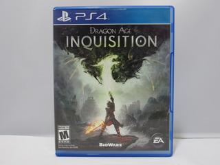 Dragon Age: Inquisition - Ps4 ¡fisico-usado!