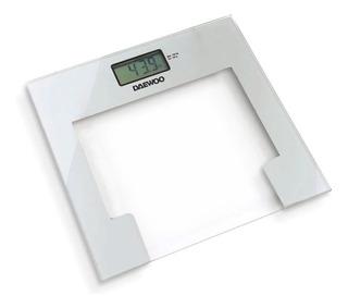 Balanza Personal Daewoo Digital Dbs-4210 180kg Lcd