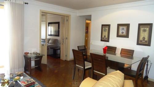 Apartamento 3 Dormitórios Em Moema Indios - Ap-4822-1