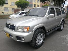 Nissan Pathfinder R50 Mt3500cc Plata Aa Ab 4x4