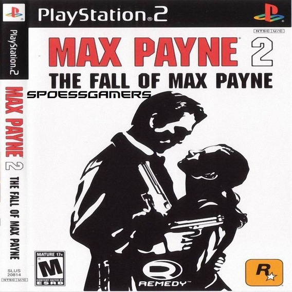 Max Payne 2 The Fall Of Max Payne Ps2 Desbloqueado Patch