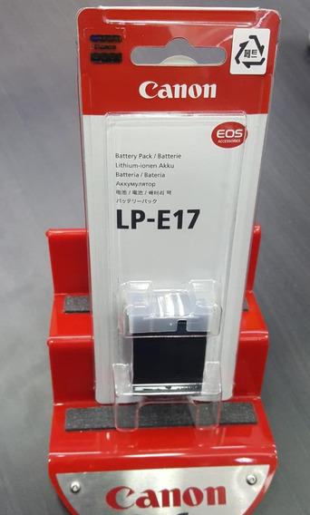 Lp-e17 Bateria Para T7i,t6i,sl2 Lacrada