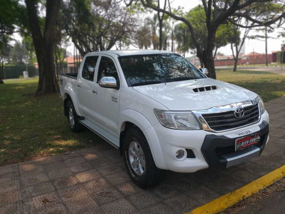Hilux Srv 3.0 Diesel 4x4 - 2012/2012