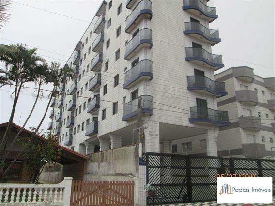 Apartamento Com 2 Dorms, Balneário Santa Eugênia, Mongaguá - R$ 220 Mil, Cod: 40008 - A40008