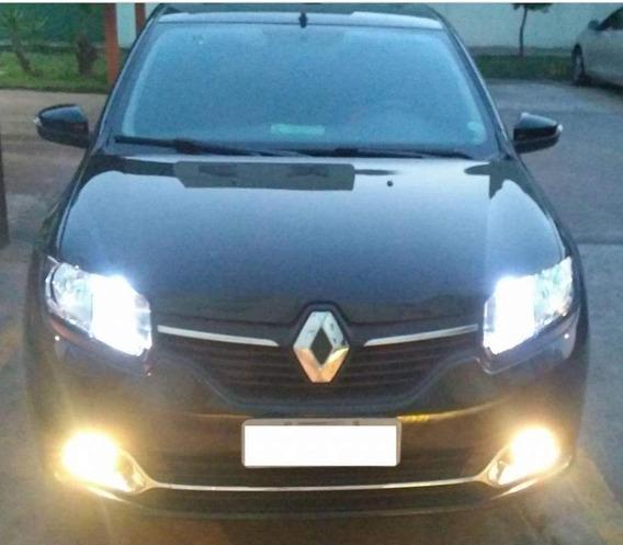 Renault Logan Exclusive 1.6 8v Easy-r 2015