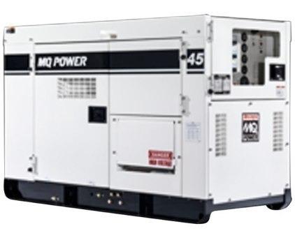 Generador Emergencia Diesel Ecomaqmx 25kva Trifasico Cipsa