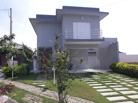 Casa Para Venda No Condomínio Terras De Atibaia I Em Atibaia - Ca89
