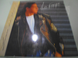 Lp / Luis Enrique / Luces Del Alma / Vinyl / Acetato /