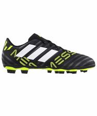 bb51ad4e59c3a Tacos Futbol Adidas Messi Negro Con Verde Talla Us 95 - Tacos y ...