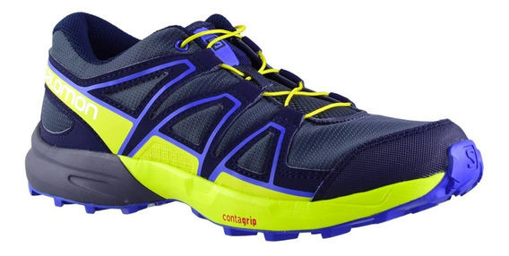 Zapatillas Salomon Running Speedcross 4 Niños Unisex Bl/su
