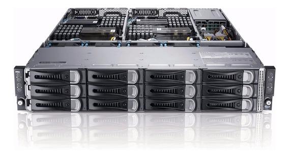 Servidor 3 Lâminas Dell C6100 Xeon X5650 36gb De Memória