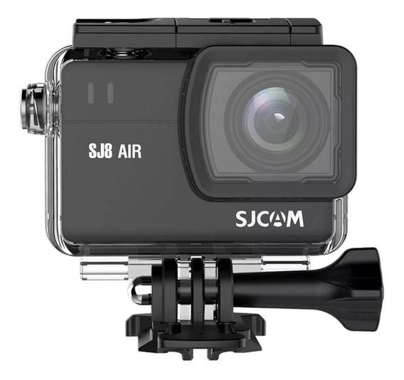 Câmera Sjcam Sj8 Air Wifi Fullhd Original Moto Surf Mergulho