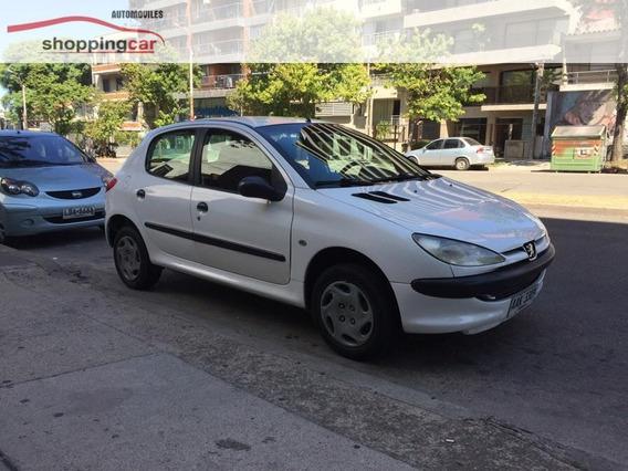 Peugeot 206 Xt 2000 U$s 5990