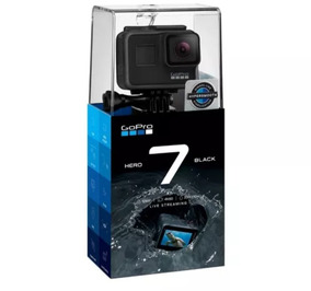 Gopro Hero 7 Black + Caixa Estanque Suit Original + Brinde