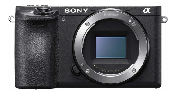 Sony Alpha A6500 Corpo