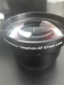 Lente Richarm Digital Optic 2.0x Super Hd Telephoto Af 67mm