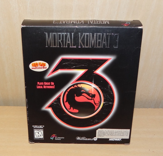 Mortal Kombat 3 - Pc