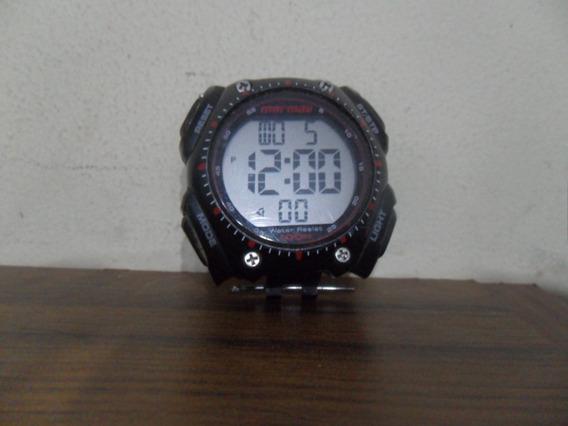 Relógio Technos Mormaii Yp8420 Digital Caixa 41mm S/pulseira