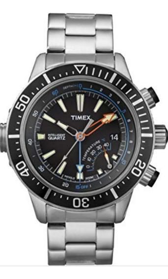Relógio Timex Intelligent Quartz T2n809 (só Venda)