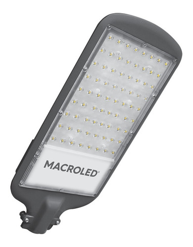 Macroled Luminaria Alumbrado Publico Vial Led Sl-50w Ip65